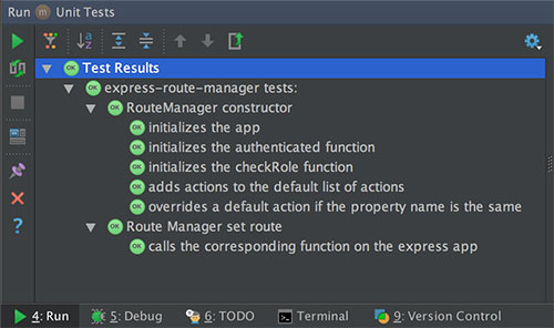Debug Mocha Unit Tests in Webstorm - CodeBlocQ